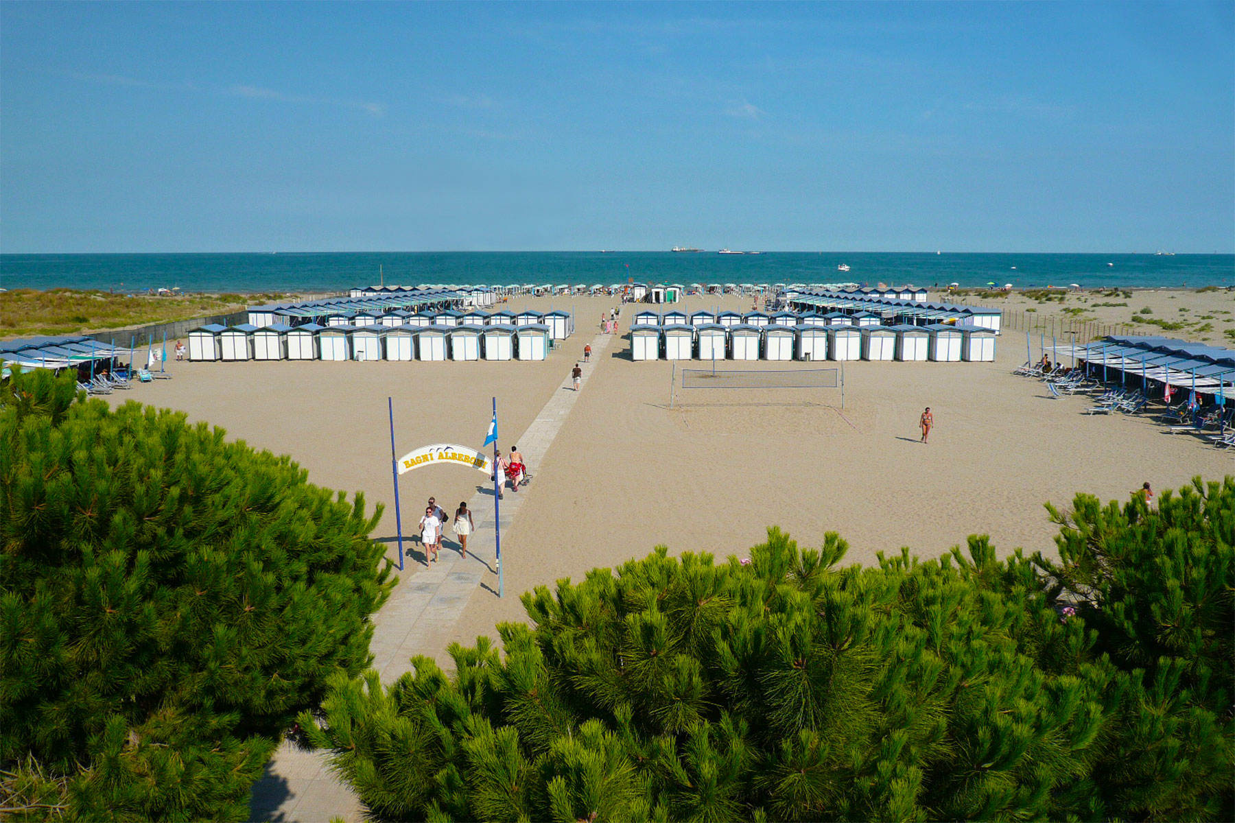 Spiaggia Alberoni