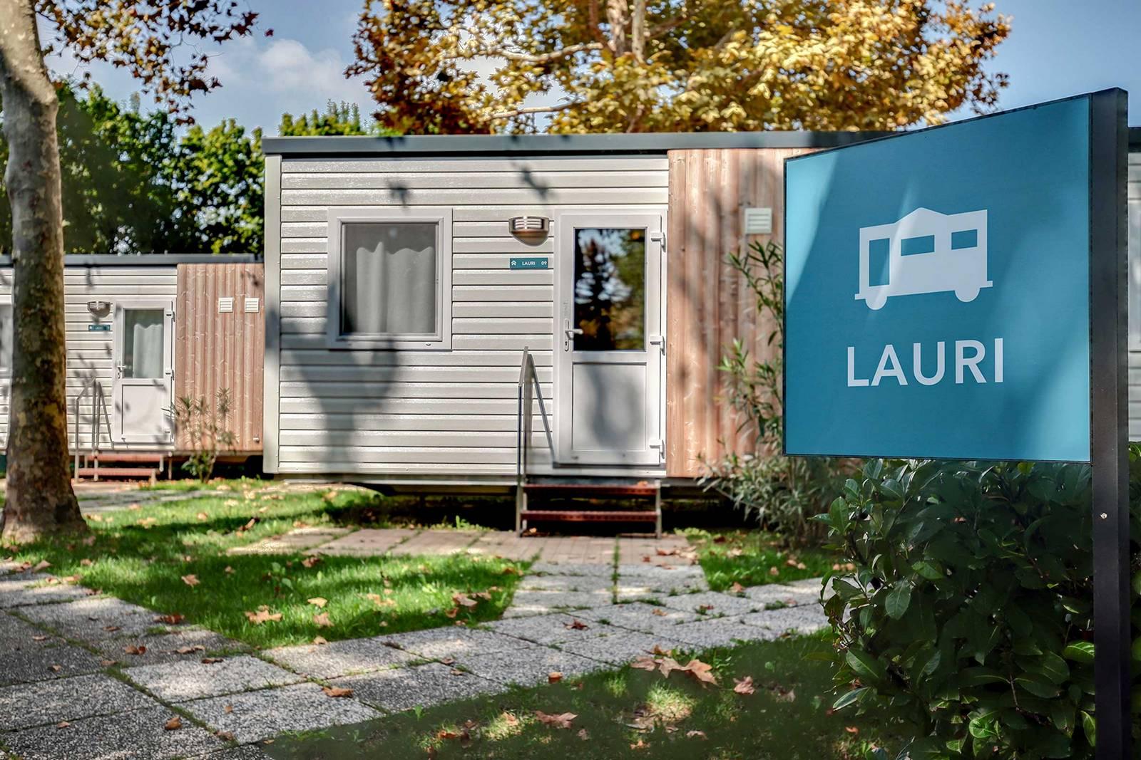 bungalow lauri camping fusina