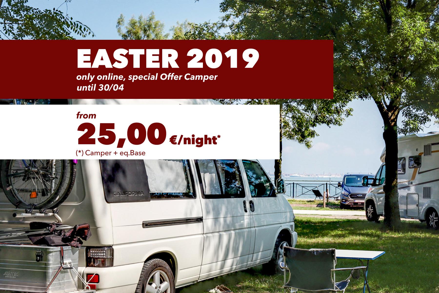 camper easter 2019