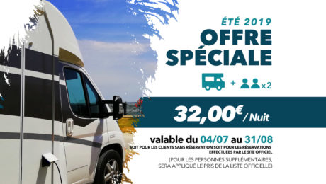 Offre Speciale Camping Venise