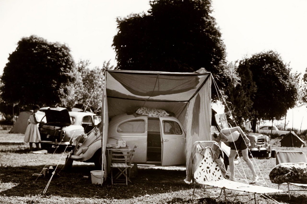 Archive photo Camping Fusina