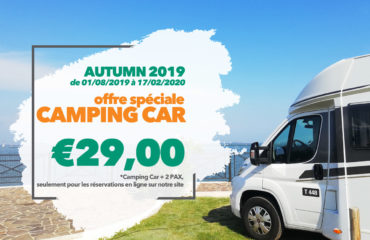 Autumn 2019 - Camping Car