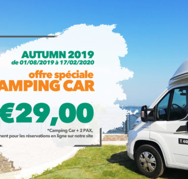 Autumn 2019 - Camping Car