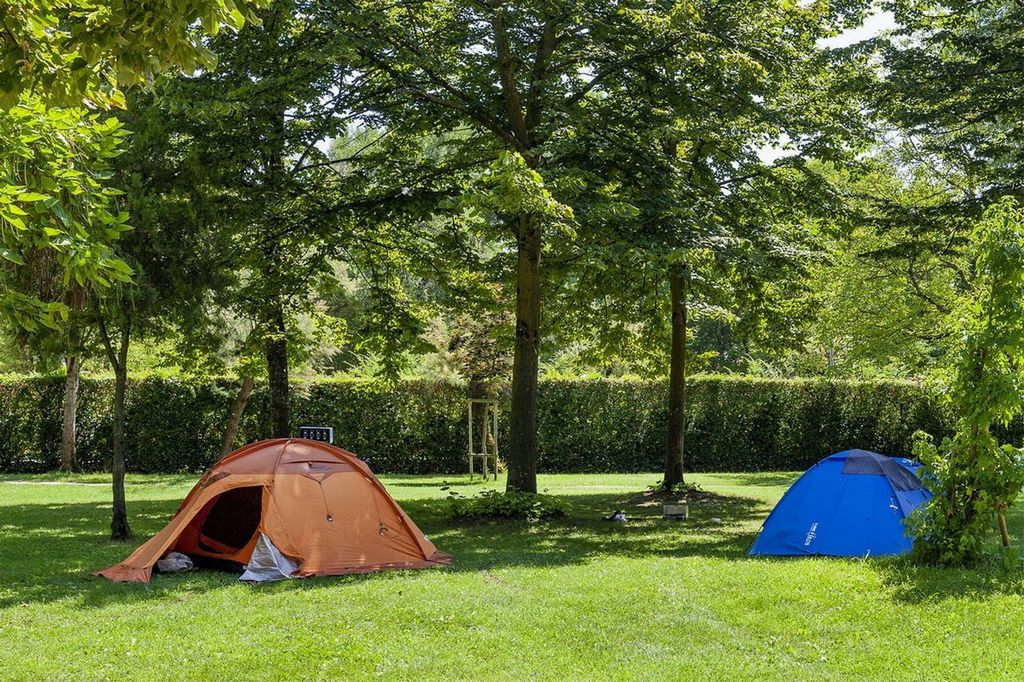 Camping pitches Area Green