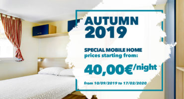 Autunno 2019 MobileHome in Venice