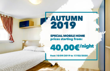 Autunno 2019 MobileHome in Venice
