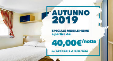 Autunno2019 - Offerta Mobile Home