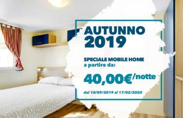 Autunno2019 - Offerta Mobile Home