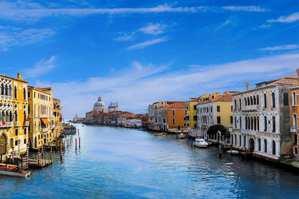 Canal Grande Tour Venedig