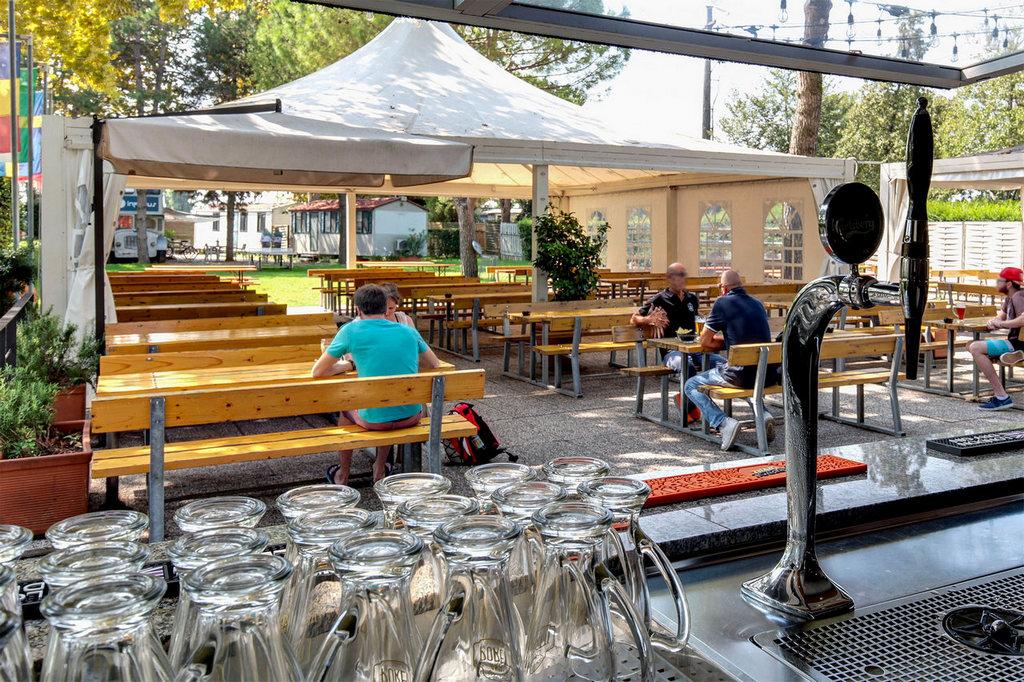 bar camping fusina venedig