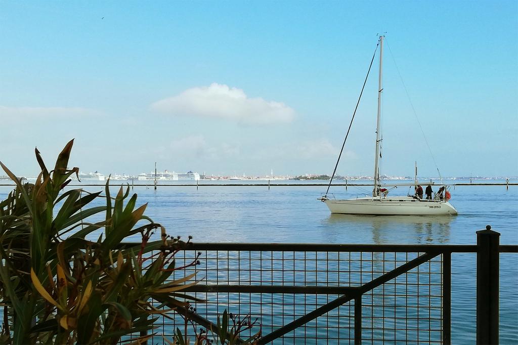 Houseboat Camping Fusina Venezia