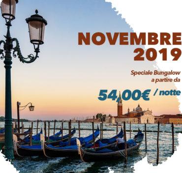 Speciale Bungalow Novembre 2019 Venezia