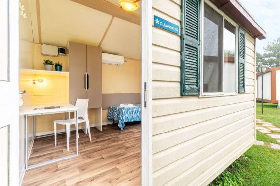 mobile home oleandri camping fusina