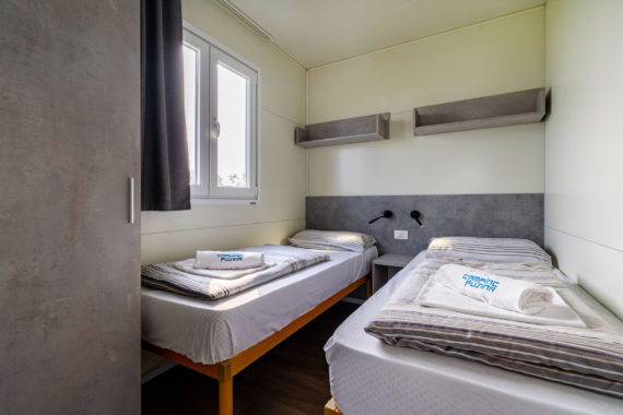 mobile home Tamerici Design Lodge - Camping Fusina Venezia